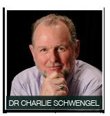 DR CHARLIE SCHWENGEL