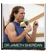 DR JAMETH SHERIDAN